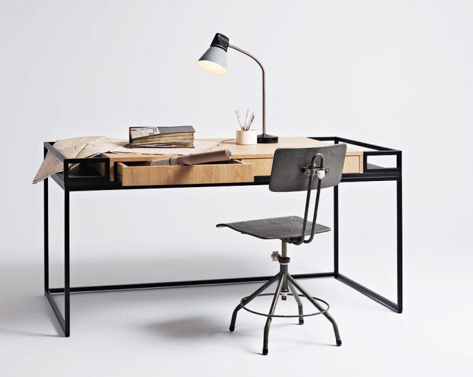 biurko industrialne